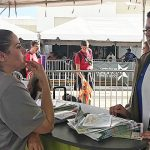 Legislador visita terminal de lanchas de Fajardo