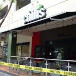 Reportan un incendio en centro comercial de Condado