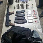 Arrestan yabucoeño por drogas y armas