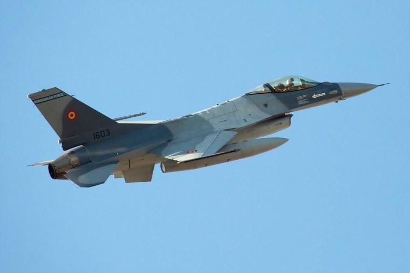 F-16 Multirole Aircraft