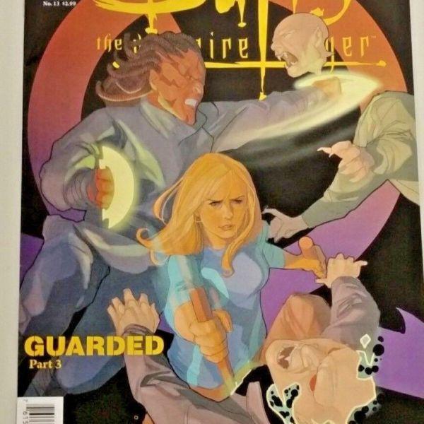 Buffy the Vampire Slayer Season 9 Issue 13 Comic