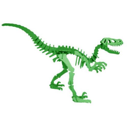 Boneyard Pets Velociraptor – Green