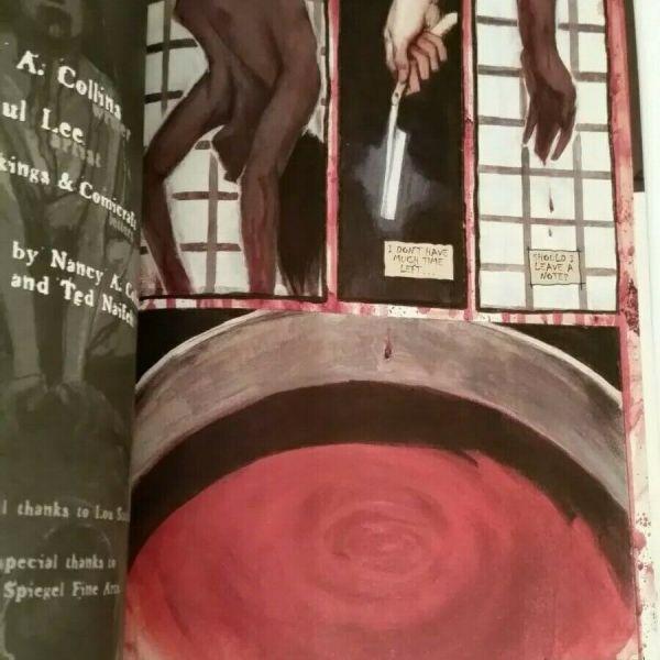 Dhampire Stillborn, Graphic Novel, Vertigo