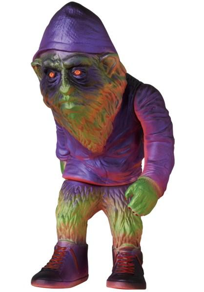 Urban Bigfoot Sofubi Soft Vinyl Figure, Purple Rain, limited number remaining