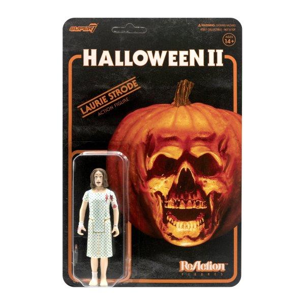 Laurie Strode Halloween II ReAction Figure – The Original Scream Queen