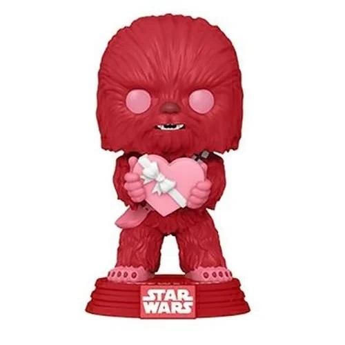 Valentines Chewbacca