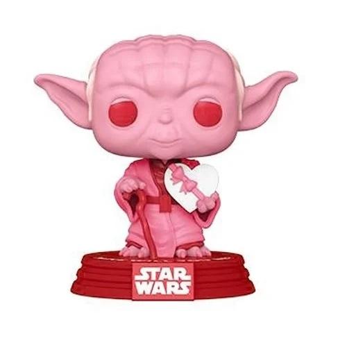 Valentines Yoda