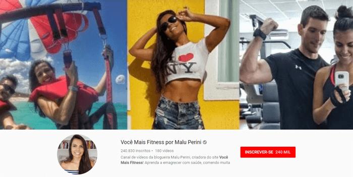 Contabilidade para Youtubers | Malu Perini - Você mais Fitness
