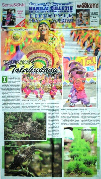 Talakudong Festival and Tacurong in Newspaper