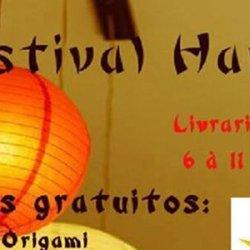 Participe do I Festival Hanami de arte e cultura japonesa