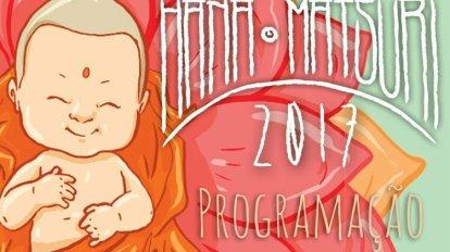 Hana Matsuri 2017 - Programação