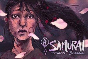 Conheça o projeto A Samurai: Primeira Batalha, uma HQ feita só por mulheres