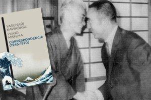 Correspondências entre Mishima e Kawabata serão publicadas no Brasil