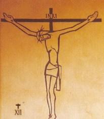 Znalezione obrazy dla zapytania Pan Jezus Na krzyżu  obrazki