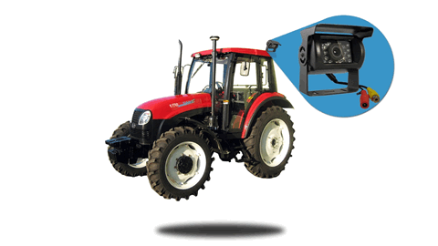aftermarket backup camera kit for Tractor