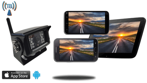 backup camera for iphone and android