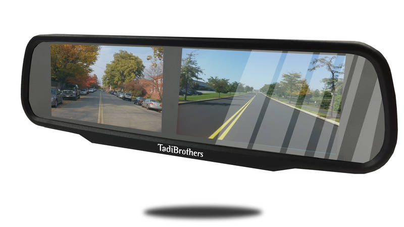 clip on mirror monitor guide