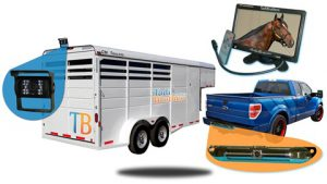 Wireless Trailer Backup Camera