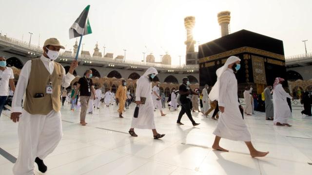 Arab Saudi Haji 2021 Hanya 60 Ribu Orang