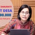 BLT Desa Rp 300.000