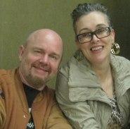 Tad Williams and Deborah Beale