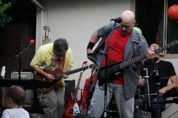 Tiki Party - Palo Alto Aug. 4, 2012
