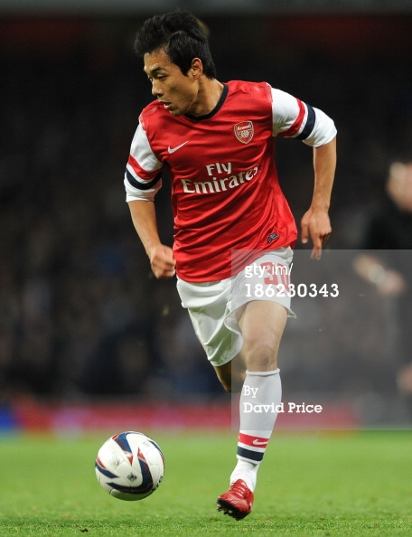 Park Chu-Young vs Chelsea. Photo: David Price