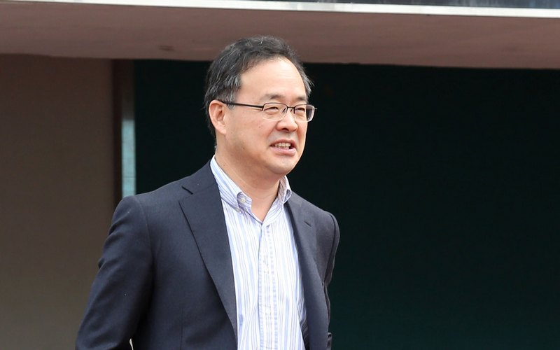 New chairman of the Technical Committee, Lee Yong-Soo. Photo courtesy of kfa.com