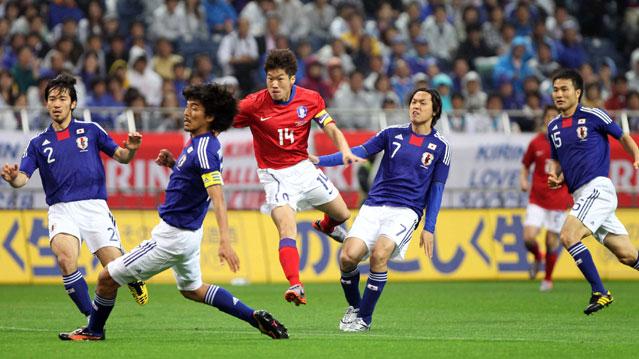 E-1 Championship: Korea vs Japan -- The Preview