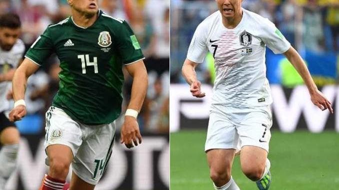 88d84a331b4 2018 World Cup Preview: South Korea vs Mexico | Tavern of the Taeguk ...