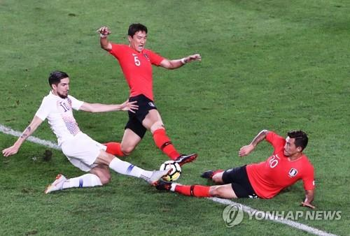 Korea 0:0 Chile / Positives and Negatives from Bento's 2nd game in charge