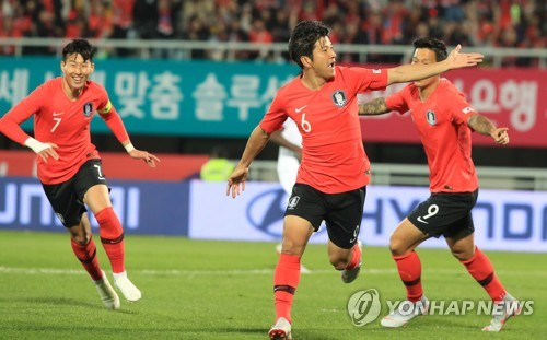 Park Joo-ho scores vs Panama