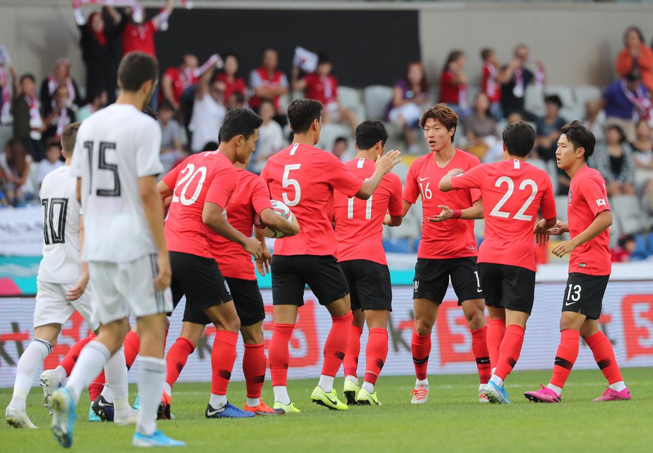 South Korea (National Football)   Bleacher Report   Latest