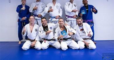 Gecertificeerde EGJJF Junior Gracie Jiu Jitsu instructeur