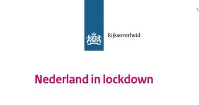 Door Lockdown gesloten!