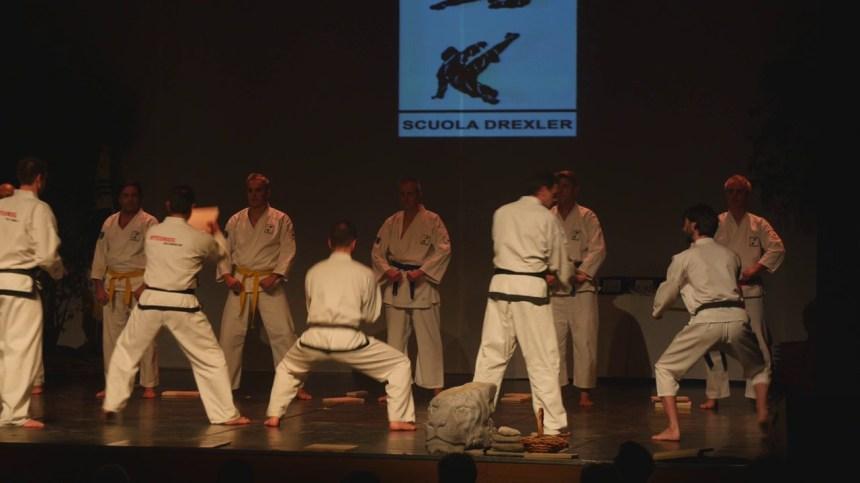 Taekwon-do e tecniche di rottura