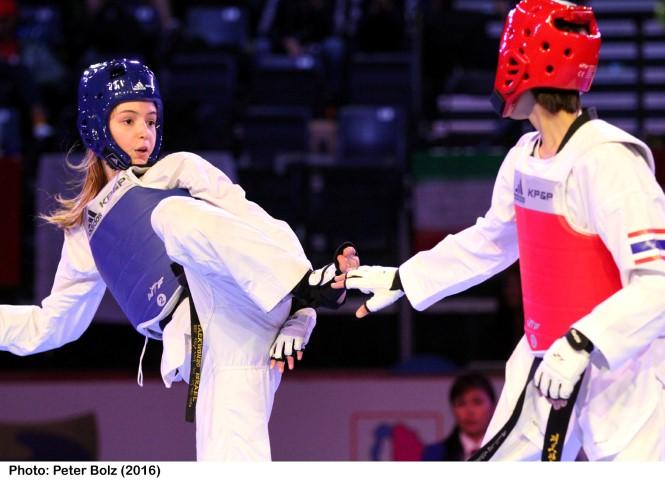 SEMBERG, Avishag : Taekwondo Data