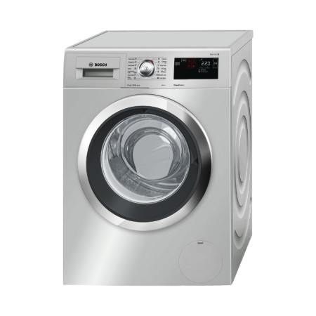 Bosch 9KG Metallic Front Loader Auto Washing Machine WAT2856XZA