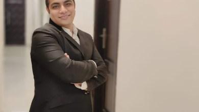 الكاتب الصحفي أحمد عوض