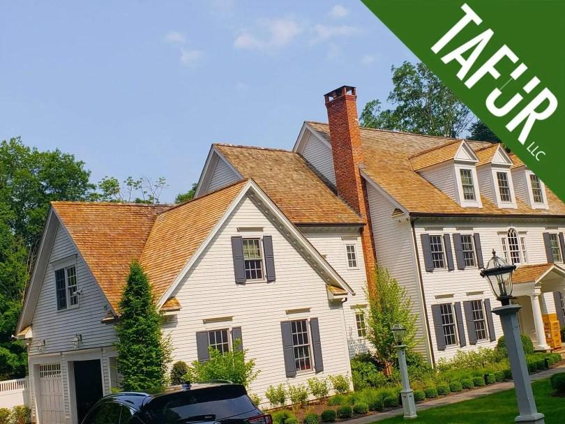Tafur LLC Cedar Roofing Cleaning