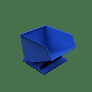 2400L Heavy-Duty Tipping Skip