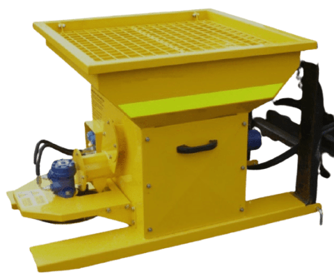 Fork Mounted Hydraulic Gritter