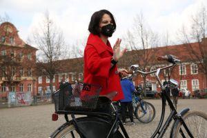 Annalena Baerbock chi è la leader dei Verdi in Germania