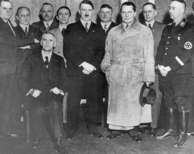 il significato della notte dei lunghi coltelli il 309 giugno 1934