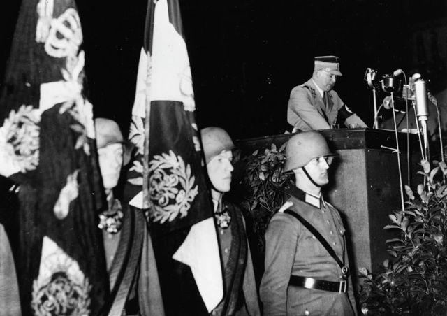 la notte dei lunghi coltelli tra il 30 giugno e il 1 lòuglio 1934