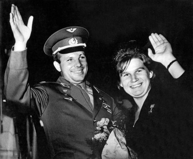 Il 16 giugno 1963 Valentina Tereshkova andava in orbita: la sua storia