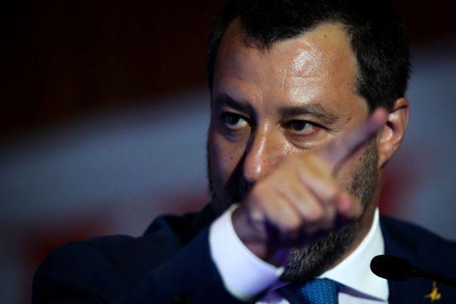 matteo salvini e i commenti alle violenze fasciste di roma