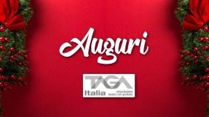 Auguri Natale 2018 Taga Italia