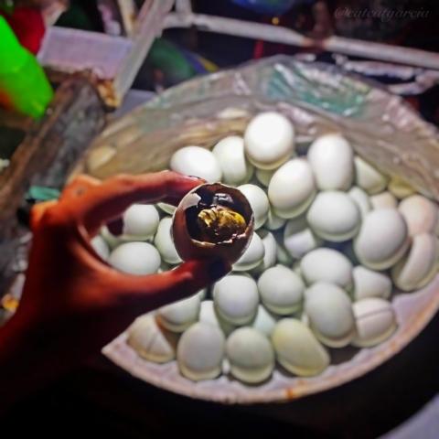 BALUT: Filipino duck egg