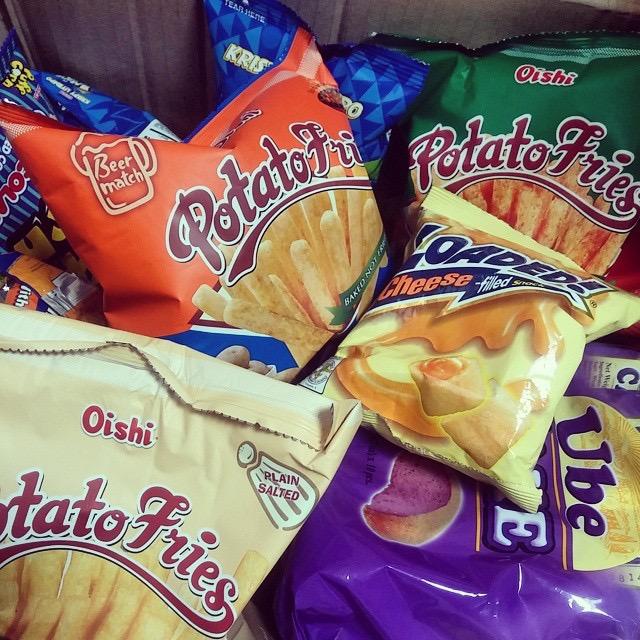 Philippine Junk Food List